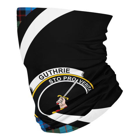 Image of Guthrie Ancient Tartan Neck Gaiter Circle HJ4 (USA Shipping Line)