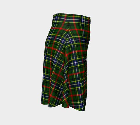 Tartan Flared Skirt - Bisset |Over 500 Tartans | Special Custom Design | Love Scotland