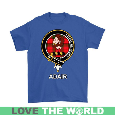 Image of Adair Clan Tartan T-Shirt | Over 500 Tartans and 300 Clans | Love Scotland