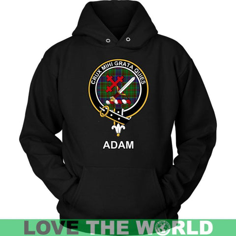 Image of Adam Clan Tartan T-Shirt | Over 500 Tartans and 300 Clans | Love Scotland