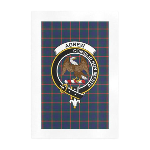 Agnew Clan Tartan Art Print | Tartan Decor | Hot Sale