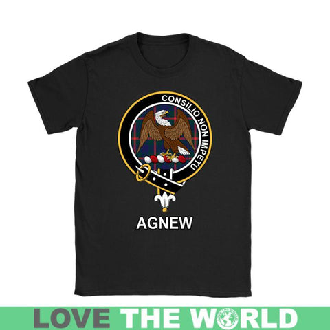 Agnew Clan Tartan T-Shirt | Over 500 Tartans and 300 Clans | Love Scotland