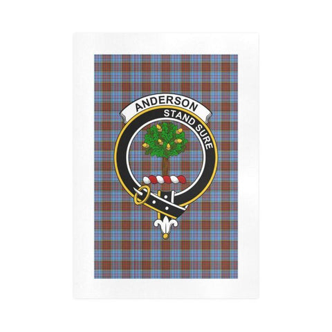 Anderson Clan Tartan Art Print | Tartan Decor | Hot Sale