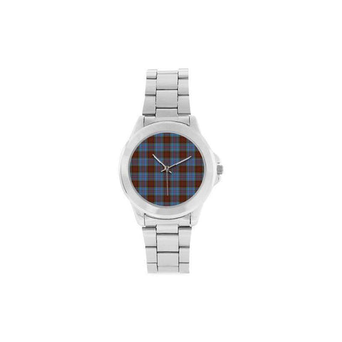 Anderson Modern Tartan Custom Gilt Watch K7