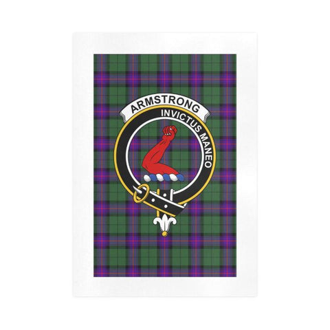 Armstrong Clan Tartan Art Print | Tartan Decor | Hot Sale