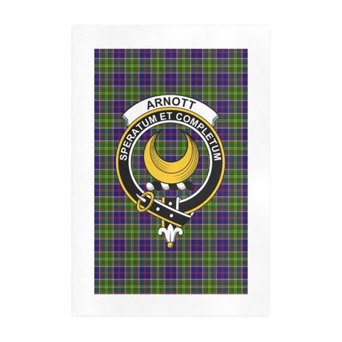 Arnott Clan Tartan Art Print | Tartan Decor | Hot Sale