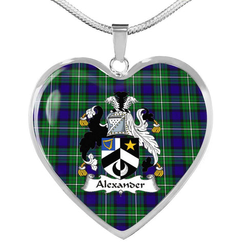 Image of Alexander Tartan Jewelry
