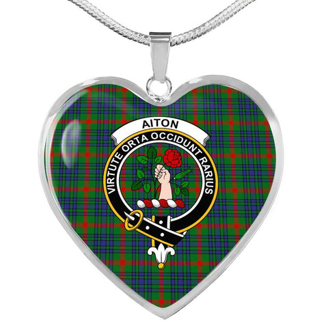 Image of Aiton Tartan Jewelry