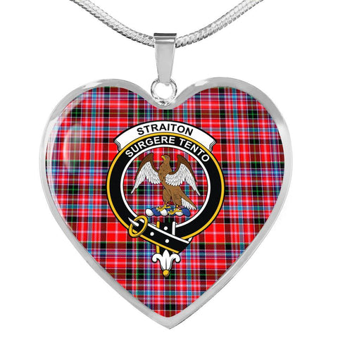 Image of Straiton Tartan Jewelry