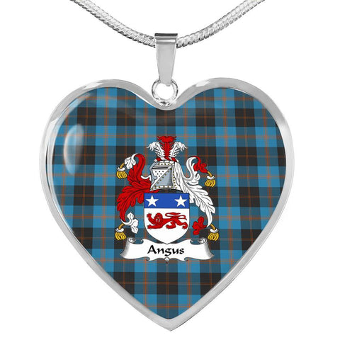 Angus Ancient Tartan Jewelry