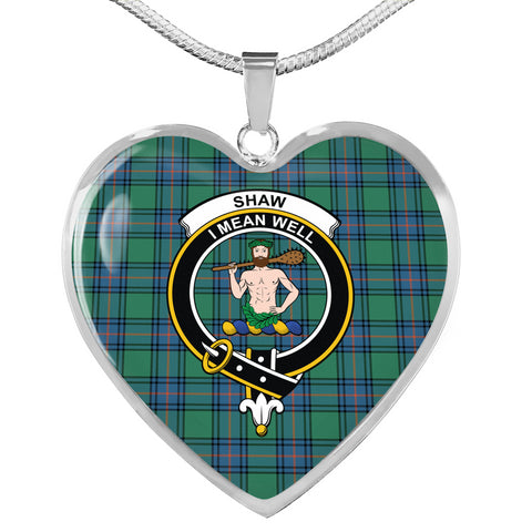 Shaw of Sauchie Tartan Jewelry