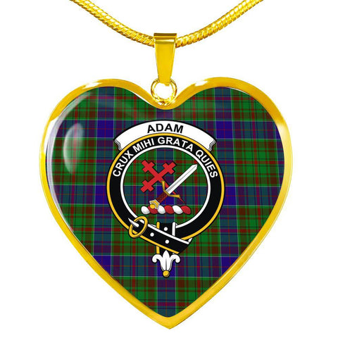 Scottish Tartan Necklace