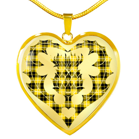 Barclay Dress Modern Tartan Luxury Necklace Luckenbooth Thistle TH8