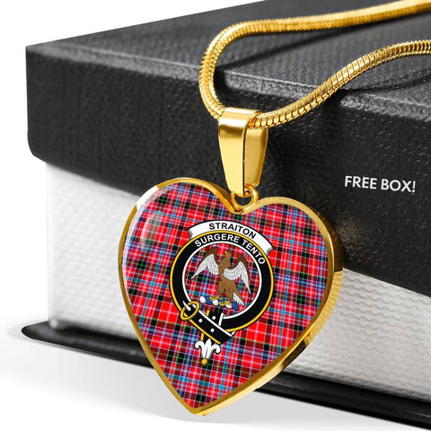 Straiton Tartan Customize Necklace
