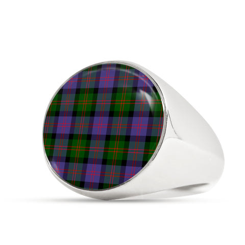 Blair Modern  Tartan Ring Th8
