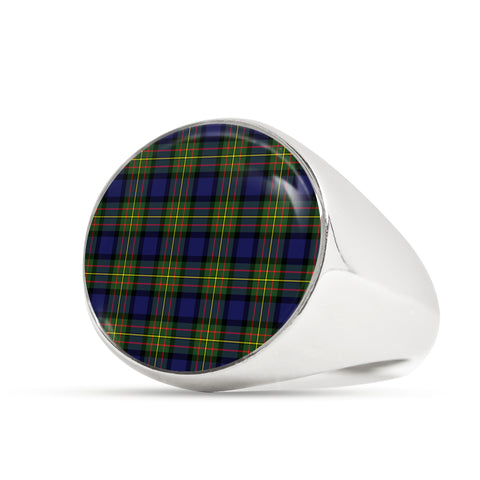 Image of MacLaren Modern  Tartan Ring Th8