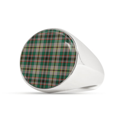 Craig Ancient  Tartan Ring Th8