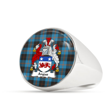 Angus Ancient scottish ring silver