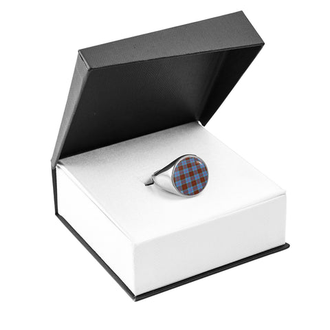 Anderson Modern  Tartan Ring Th8
