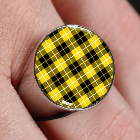 Barclay Dress Modern  Tartan Ring | scottishclans.co