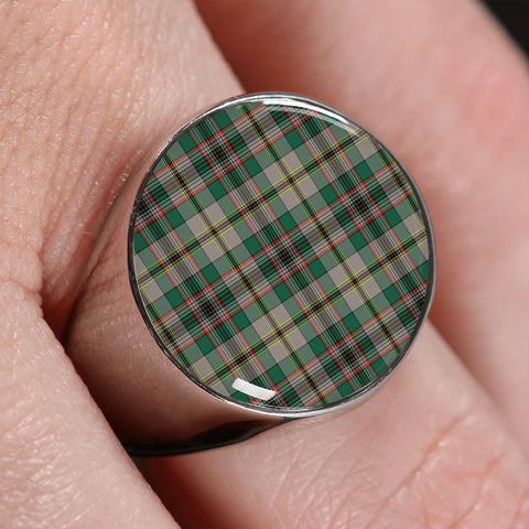 Craig Ancient  Tartan Ring | scottishclans.co