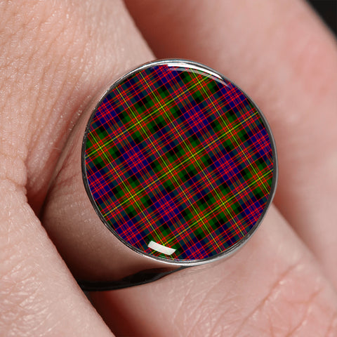 Carnegie Modern  Tartan Ring | scottishclans.co