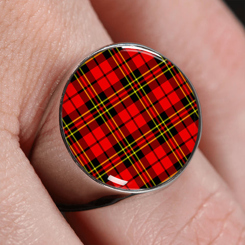 Brodie Modern  Tartan Ring | scottishclans.co