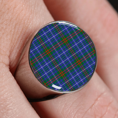 Edmonstone  Tartan Ring | scottishclans.co