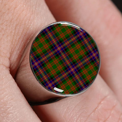 Cochrane Modern  Tartan Ring | scottishclans.co