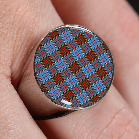 Anderson Modern  Tartan Ring | scottishclans.co