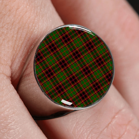 Buchan Modern  Tartan Ring | scottishclans.co