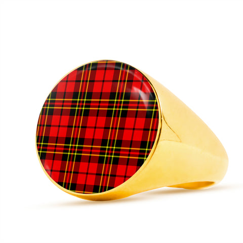 Brodie Modern  Tartan Ring Th8