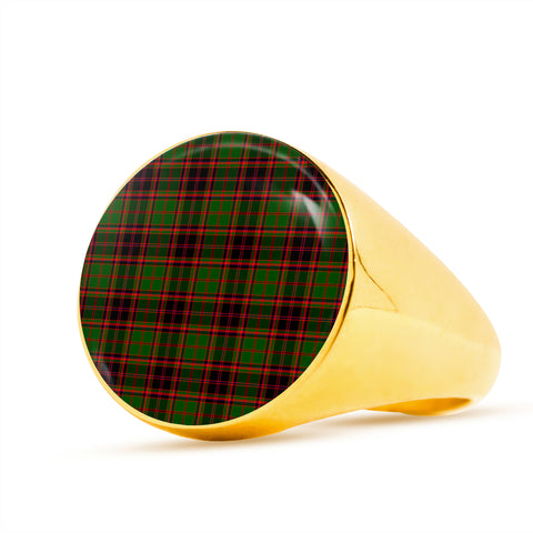 Buchan Modern  Tartan Ring Th8