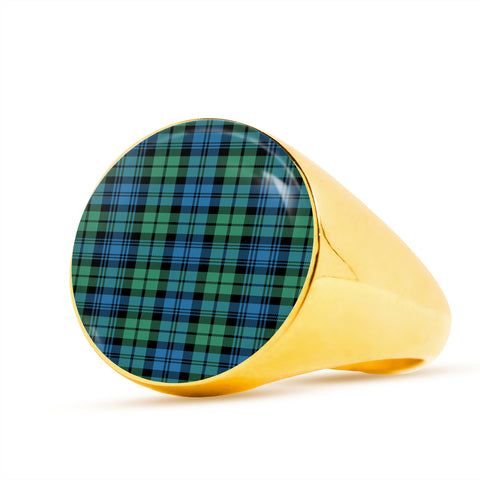 Campbell Ancient 01  Tartan Ring Th8