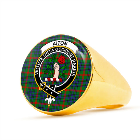 Aiton scottish ring gold