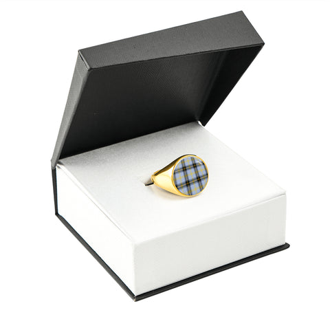 Bell of the Borders  Tartan Ring Th8