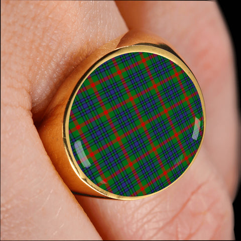 Aiton  Tartan Ring Th8