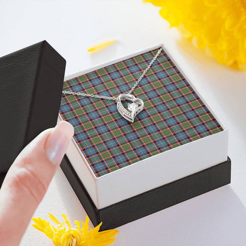 Aikenhead Tartan Necklace - Forever Love Necklace A7