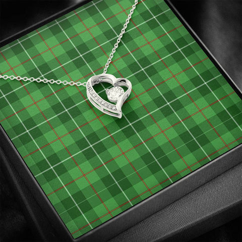 Galloway District Tartan Necklace - Forever Love Necklace A7