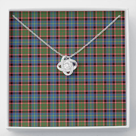 Aikenhead Tartan Necklace - The Love Knot A7