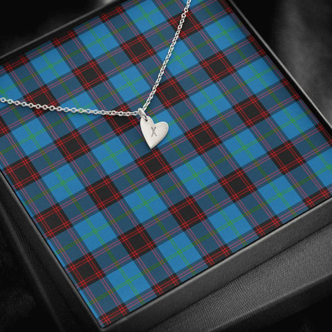 Home Ancient Tartan Necklace - Sweetest Hearts Necklace | Over 500 Tartans | Made in USA | Fast Shipping