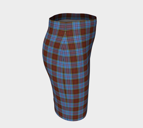 Tartan Fitted Skirt - Anderson Modern | Special Custom Design