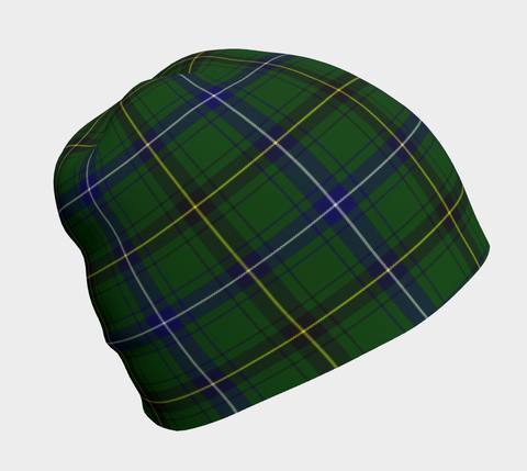 Image of Henderson Modern Tartan Beanie Clothing and Apparel