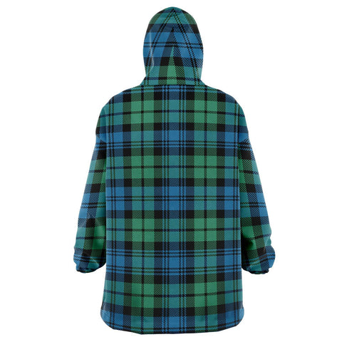 Campbell Ancient 01 Snug Hoodie - Unisex Tartan Plaid Back