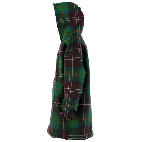 Chisholm Hunting Ancient Snug Hoodie - Unisex Tartan Plaid Left