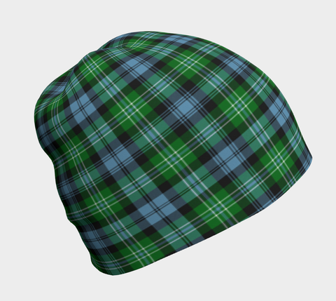 Arbuthnot Ancient  Tartan Beanie Clothing and Apparel
