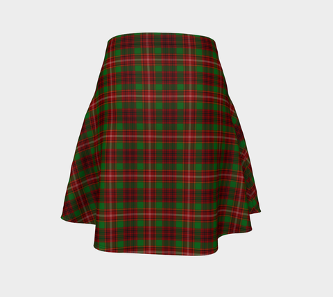 Tartan Flared Skirt - Ainslie |Over 500 Tartans | Special Custom Design | Love Scotland
