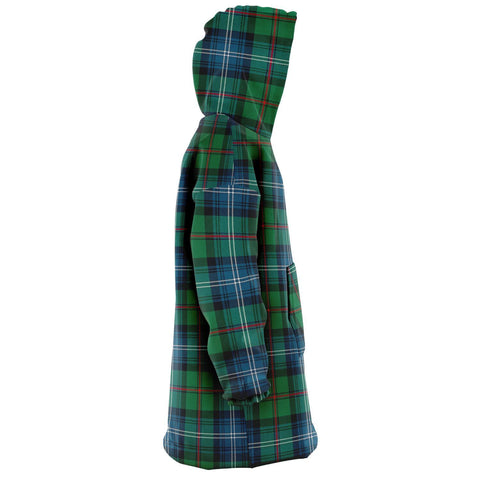 Urquhart Ancient Snug Hoodie - Unisex Tartan Plaid Right