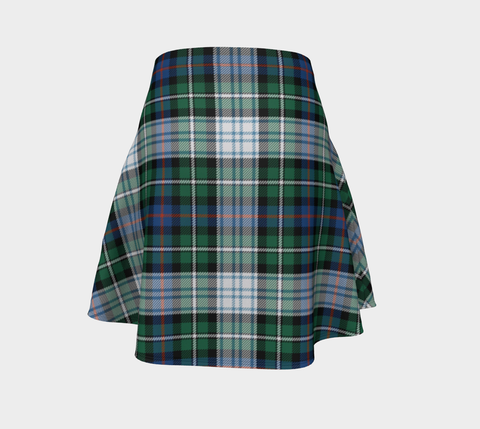 Tartan Flared Skirt - MacKenzie Dress Ancient A9