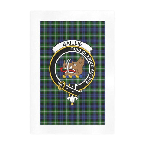 Baillie Clan Tartan Art Print | Tartan Decor | Hot Sale